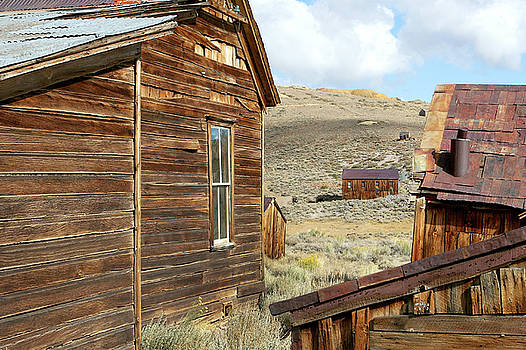 Art Block Collections - Bodie Buildings