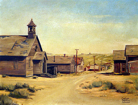 Bodie California by Evelyne Boynton Grierson