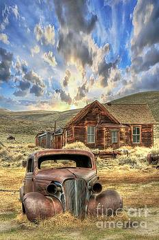 Bodie Ghost Town by Benanne Stiens