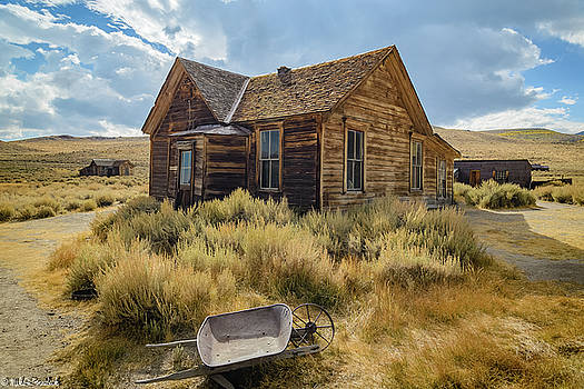 Bodie House by Mike Ronnebeck