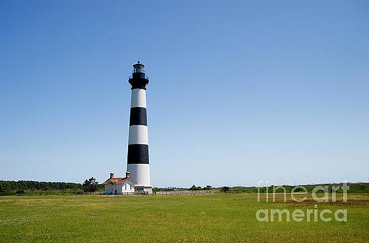 Jill Lang - Bodie Island Lighthouse in NC
