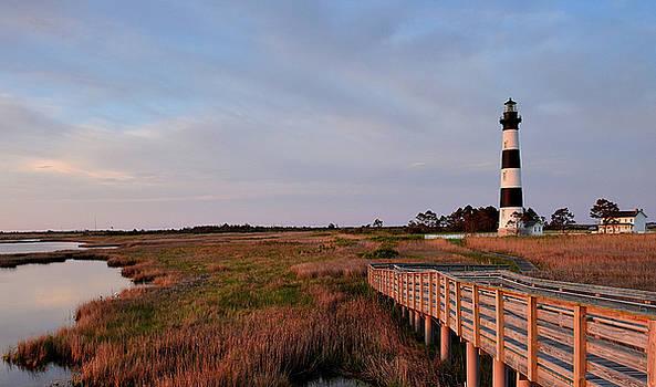 Bodie Island Lighthouse by Jamie Pattison