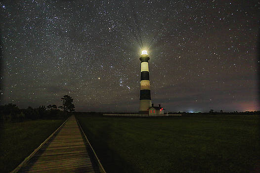 Jimmy McDonald - Bodie Island Lighthouse