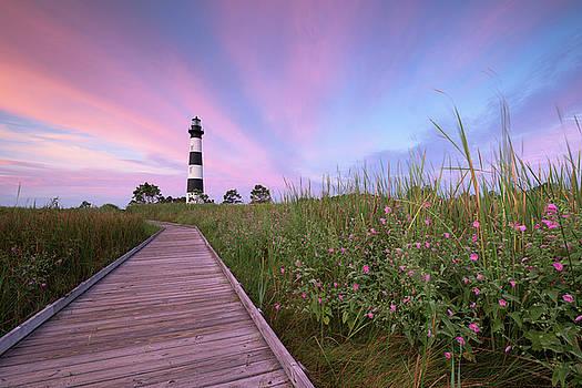 Bodie Island OBX Sunrise by Mark VanDyke