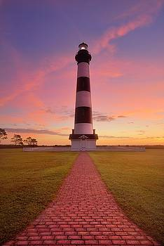 Bodie Island Sunrise by Jeff Burcher