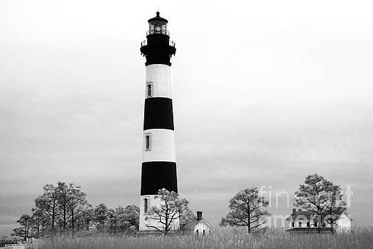 Bodie Lighthouse by Jeff Holbrook