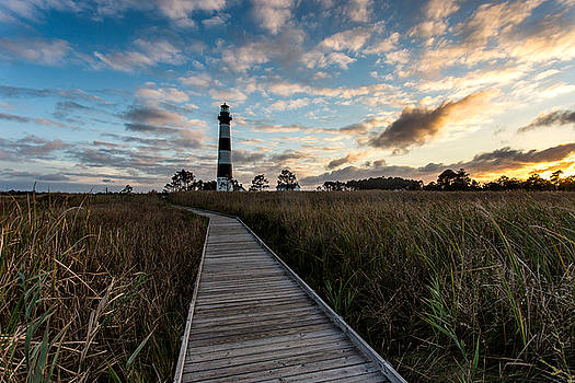 Bodie Lighthouse by Nick Noble