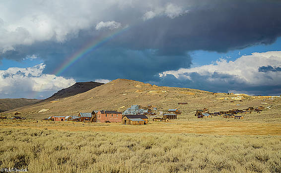 Bodie Rainbow by Mike Ronnebeck