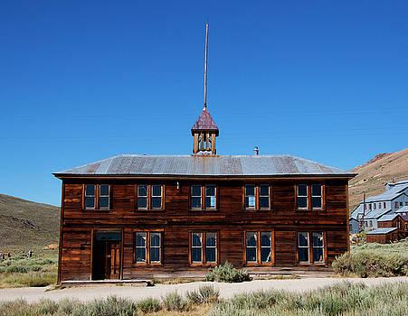 Bodie Schoolhouse 2 by Chris Brannen