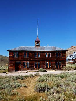 Bodie Schoolhouse 3 by Chris Brannen