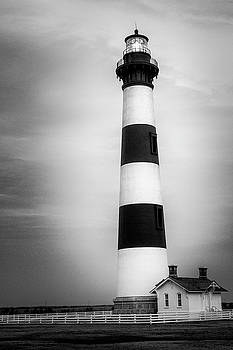 Bodie's Lighthouse by Keith Bowen