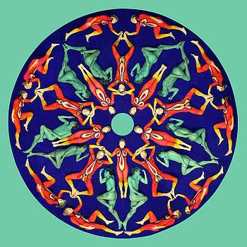 Body Mandala by Johannes Stoetter