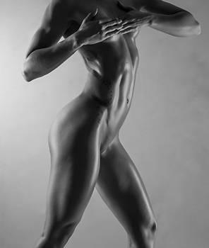 Body of Art 6 by Blue Muse Fine Art