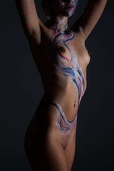 Bodypaint A by Daniel Love