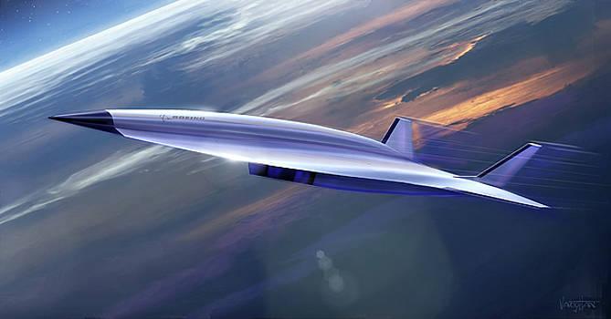 James Vaughan - Boeing - Hypersonic Aircraft