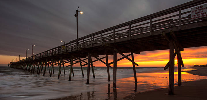 Bogus Fishing Pier by Nick Noble