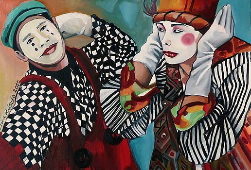 Bohemian chaos by Erica Laszlo