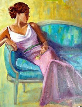 Bohemian Daydream by Kathy Brusnighan