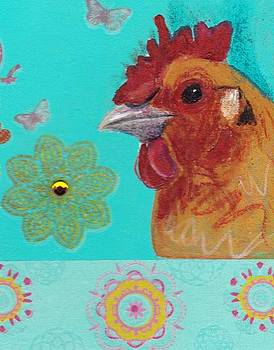 Boho Chicken by Laurel Porter-Gaylord