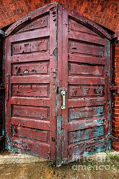 Boiler Room Doors by Doug Sturgess
