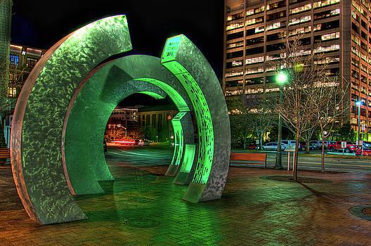 Boise Rings by Daryl Clark