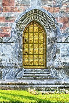 Deborah Benoit - Bok Tower Door
