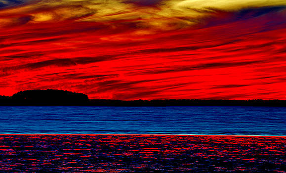 Bold Afterglow by William Bartholomew