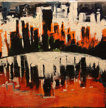Bold Cityscape by Mantra Y