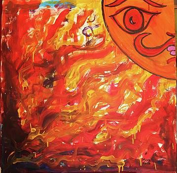 Bold Hot Sax by Murali Raman