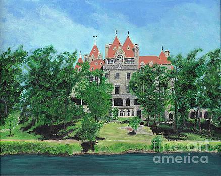 Boldt Castle by Joel Charles