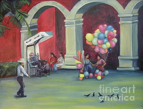 Boleo en la Plaza by Lilibeth Andre