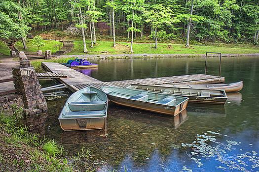 Mary Almond - Boley Lake