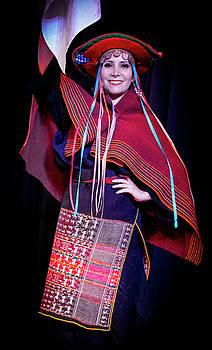 Venetia Featherstone-Witty - Bolivian Dancer