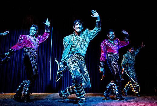Venetia Featherstone-Witty - Bolivian Dancers