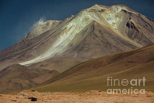 Bolivian Highland by Gabor Pozsgai