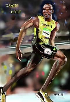 Bolt by Mark Givens