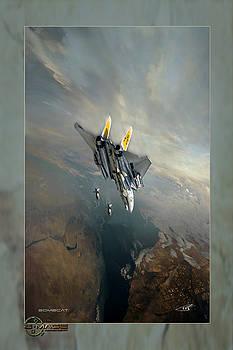 Bombcat Two by Peter Van Stigt