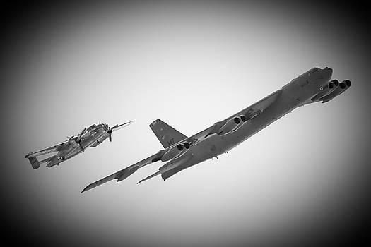 Bomber Pair by Bob Mintie