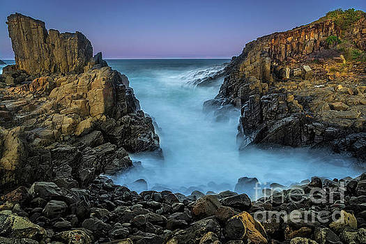 Bombo Twilight by Paul Woodford