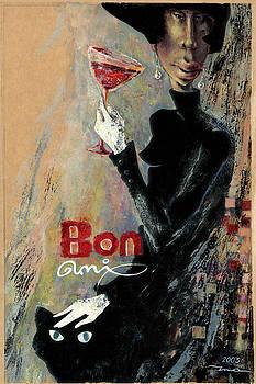 Bon ami by Una Lune