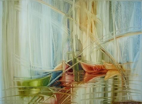 Bon voyage by Fatima Stamato