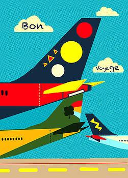 Bon Voyage by Nicole Wilson