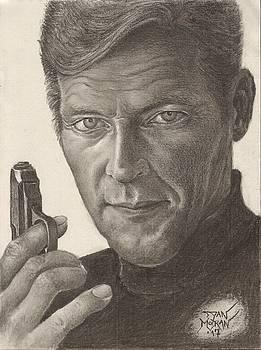 Bond Portrait by Dan Moran
