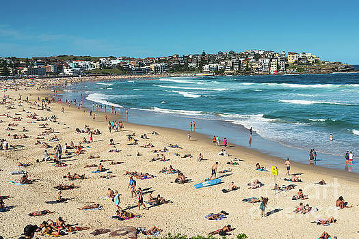 Bondi Beach by Andrew Michael