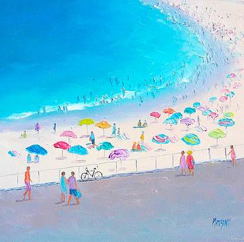 Jan Matson - Bondi Beach in January