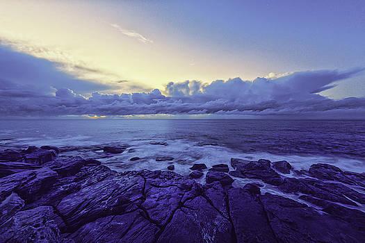Bondi Storm by Chris  Hood