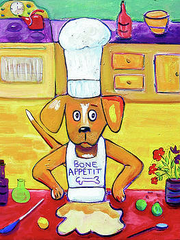 Bone Appetit by Andrea Folts