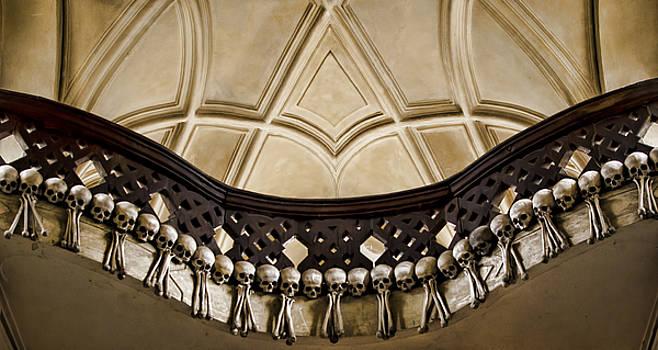 Heather Applegate - Bone Balcony