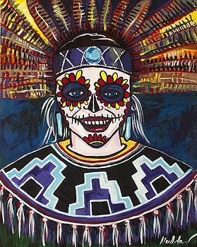 Bone N Feather by Mardi Claw