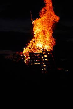 Bonfire by Celeste Cooke